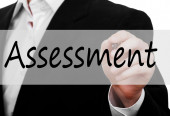 Assessment concept — Stock Photo