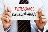 Personal Development — Stock Photo