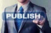 Publish Concept. — Stock Photo
