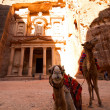 The Treasury, Petra — Stock Photo #55150455