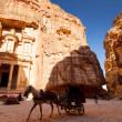 The Treasury, Petra — Stock Photo #55150789
