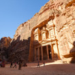The Treasury, Petra — Stock Photo #55150799