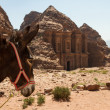 The Monastery, Petra — Stock Photo #55150841