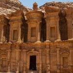 The Monastery, Petra — Stock Photo #55150891
