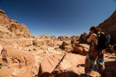 Petra, Giordania — Foto Stock
