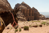 The Monastery, Petra — Stock Photo