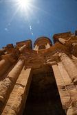 The Monastery, Petra — Stock Photo
