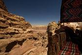 Petra, jordan — Zdjęcie stockowe
