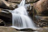 Soei Sawan waterfall — Stock Photo