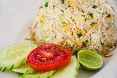 Fried rice thai style — Stock Photo