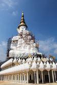 Phasornkaew tempel Phetchabun, Thailand — Stockfoto