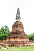 Wat Phrasisanpetch in the Ayutthaya Historical Park — Stock Photo