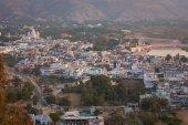 View from up of Pushkar City, India — Photo