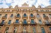 Art Nouveau style in Riga — Stock Photo