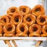 Turkish bagels — Stock Photo #63226509