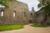 Sigulda Medieval Castle — Stock Photo