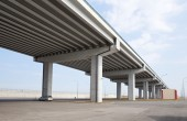 Saint Petersburg Ring Road — Stock Photo