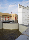 Saint Petersburg Flood Prevention Facility Complex — Stock Photo