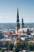 Riga's view — Stock Photo