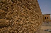 Двор монастыря Мор Gabriel — Стоковое фото