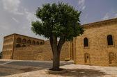 Pátio do Mosteiro de Mor Gabriel — Fotografia Stock