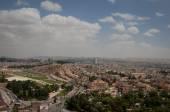 Panoramic view of Urfa city — Stock Photo