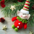 Christmas elf — Stockfoto #58312773