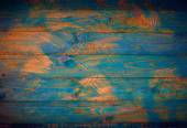 Old colored wooden surface — Stock Photo