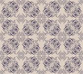 Vintage background samless pattern — Stock Vector