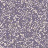 Naadloze vintage patroon fancy decoratieve elementen — Stockvector