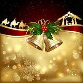 Christmas theme — Stock Vector