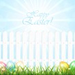 Easter background — Stock Vector #64776185