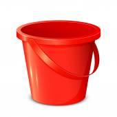 Bucket — Vector de stock