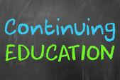 Continuing education — Stock Photo