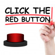 Click the red button — Stock Photo #68260621