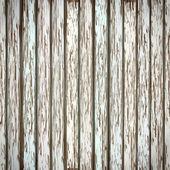Retro white wooden texture background — Stock Vector