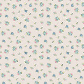 Seamless tiny cute flower pattern — Vetorial Stock