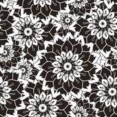 Ornate seamless pattern — Stock Vector