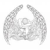 hades symbol coloring pages - photo#18