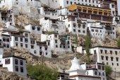 Tiksey Monastery is a Buddhist monastery in Ladakh, India ,  — Stock fotografie
