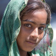 Local young girl in Manali, India — Stock Photo #70094379