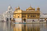 Golden Temple in Amritsar, Punjab, India. — Stock Photo