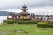 Ulun Danu Bratan , Temple on the lake , Bali , Indonesia — Stock Photo