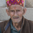 Old local man in Manali, India — Stock Photo #73934845