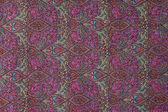 Exemple de motif paisley traditionnel Cachemire pashmina — 图库照片