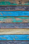 Old color wooden texture background — Stock Photo