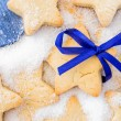 Cookies for Christmas, New Year — Stock Photo #58084293