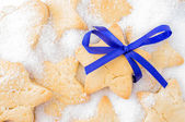 Cookies for Christmas, New Year — Stock Photo