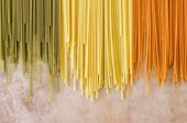 Italian pasta spaghetti — Stock Photo