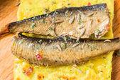 Tapas fish — Foto Stock